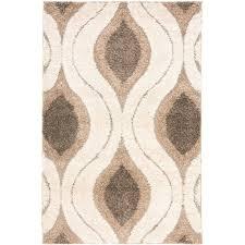 Sizes Of Area Rugs by Safavieh Declan Geometric Shag Area Rug Or Runner Walmart Com