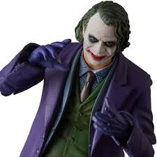 Dark Knight Joker Halloween Costume Batman The Dark Knight Action Figure Joker Forbiddenplanet