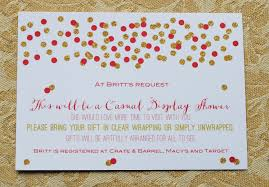 bridal shower gift card gift card baby shower invitations wording for gift card wedding