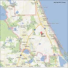 map of deltona florida volusia county florida map