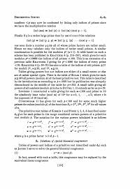 Binomial Tables Descriptive Survey F Theory Of Numbers Guide To Tables In The