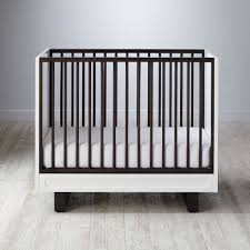 Baby Mod Mini Crib by Elevate Mini Crib U0026 Mattress Set The Land Of Nod