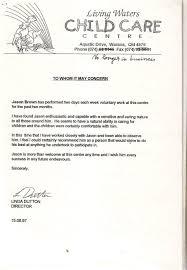 Daycare Teacher Resume Cover Letter For Daycare Teacher Child Care Teacher Cover Letter