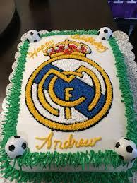 real madrid cake sweet princess cakes pinterest real madrid