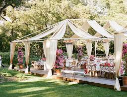 Outdoor Backyard Wedding Ideas by Outdoor Fiesta Wedding By La Fete Weddings Fiestas Tents And