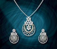 diamond necklace set images 289 best pendant set images diamond jewellery jpg
