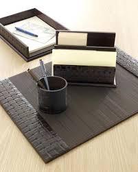 Leather Desk Accessories Uk Leather Desk Accessories Leather Desk Accessories For Home Office