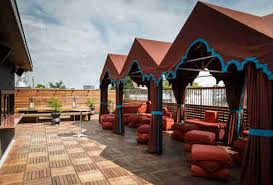Patio Bars Houston Best Rooftop Bars In Houston For Drinking Outside Thrillist