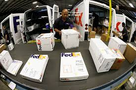 fedex and ups are doing a better of delivering your