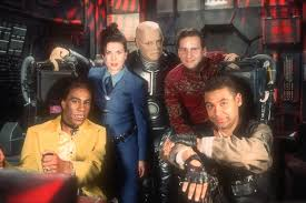 Series Uk - guide red dwarf the official website