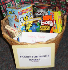 gift baskets for families gift idea ticket gift wrap my frugal adventures