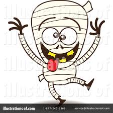 mummy clipart 1263775 illustration by zooco