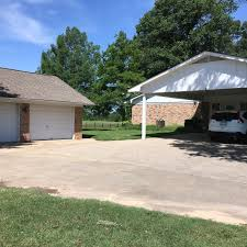 Open Carport by E Texas 10 Ac Mini Ranch 4 3 Brick Propertiesunlimited