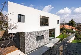 split level stairs for wonderful modern duplex house design