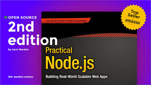 best node js books practical node js book 2nd edition open sourced on github by