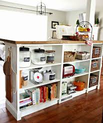 kitchen islands diy 7 diy kitchen islands to really maximize your space real simple