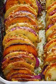 Potatoes Main Dish - garlic parmesan roasted potatoes recipe u2014 eatwell101