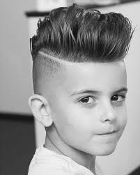 kids hairstyles for boys fade haircut