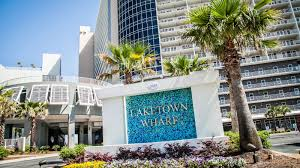 Map Of Panama City Beach Florida by Laketown Wharf Resort Resort Collection