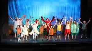 the mermaid jr coop theatre