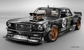 gulf racing mustang 2015 ford mustang sema showcars