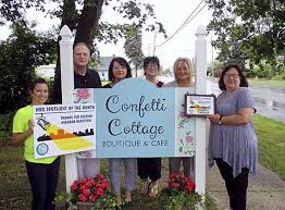Cottages In Niagara Falls by Higgs Confetti Cottage Is In The Nbc U0027spotlight U0027 Opinion