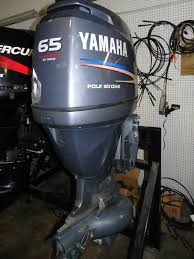 slightly used yamaha 65 hp 65hp 4 stroke outboard motor yamaha