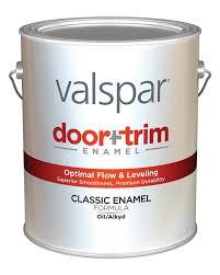 how to apply valspar cabinet paint valspar door trim classic enamel