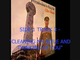 albuns of beauty 1962 clive dunn permission to sing sir album 70s side 1 tracks 3