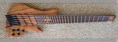 fanned fret 6 string bass watson 6 string headless multi scale bass