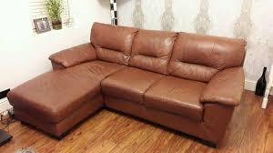 Ikea Sofa Leather Sofa L Shaped Leather Sofa Rueckspiegel Org