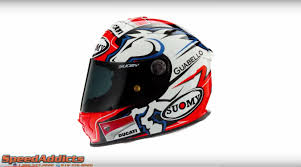 suomy helmets motocross suomy sr sport dovizioso blue at speedaddicts com youtube