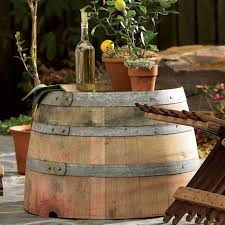 Wine Barrel Patio Table Your Outdoor Space With These 32 Furniture Finds All