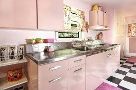Retro Cabinets Kitchen by 29 Gorgeous One Wall Kitchen Designs Layout Ideas Designing Idea