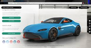 aston martin png how would you spec your ideal aston martin vantage