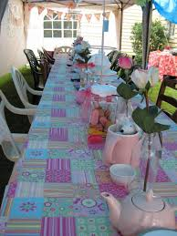 High Tea Party Decorating Ideas Baby Nursery Fascinating Tea Party Kitchen Table Decorations