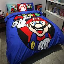 Mario Bros Bed Set Pin By Mcmahon On Parure De Lit Pinterest Size