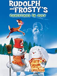rudolph and frosty s in july jackie vernon