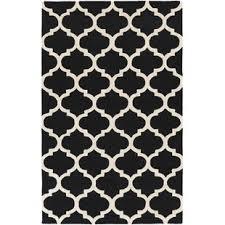 black rugs you u0027ll love wayfair