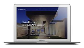 luxury real estate website design by luxury presence