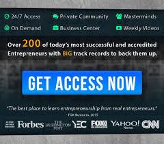 entrepreneur success stories secret entourage