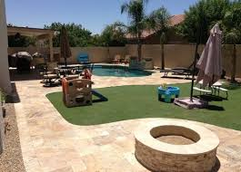 Ideas For Landscaping Backyard Phoenix Landscaping Designs Outdoor Kitchens And Pavers