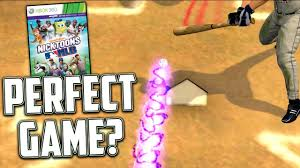 perfect game nicktoons mlb knockout youtube