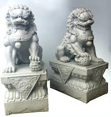 foo dogs for sale foo dog garden statue exhort me