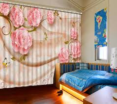 online get cheap pink curtain fabric aliexpress com alibaba group