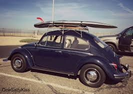 punch buggy car how driving a vintage car can improve your life one salty kiss