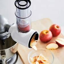 sur la table food processor kitchenaid fresh prep slicer shredder attachment kitchenaid