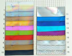 Buy Leather Fabric For Upholstery Laser Mirror Pu Synthetic Leather Holographic Pu Leather