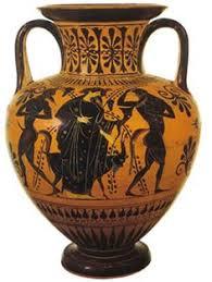 vasi etruschi vaso biconico monte abatone caere 680 660 a c etruria