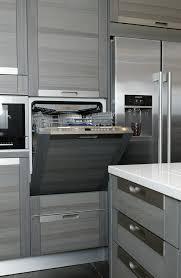cuisine lave vaisselle en hauteur confort en cuisine quelles astuces privilégier
